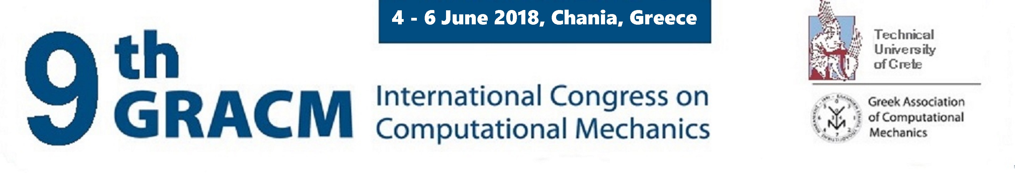 9th GRACM International Congress on Computational Mechanics