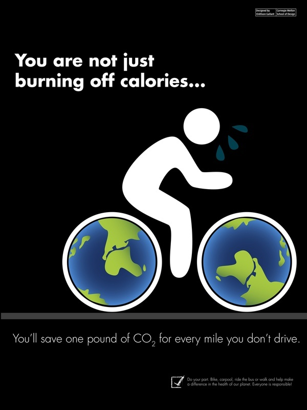 Save the planet..