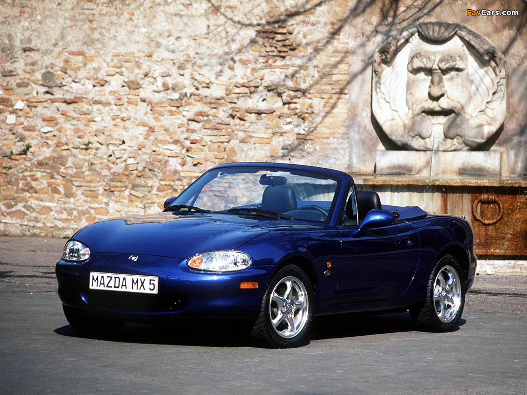 nb mazda mx 5 page. Black Bedroom Furniture Sets. Home Design Ideas