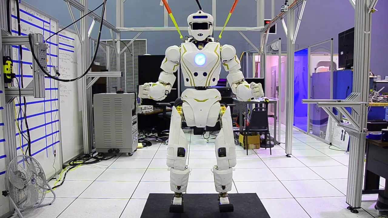NASA's Superhero Robot